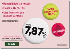 fondo bbk garantizado finanzas