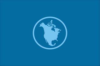 Bandera Geográfica de la UNA