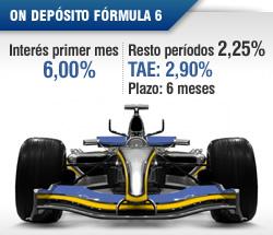 On Depósito Fórmula 6 de Caixa Galicia