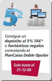 Depósito 5% TAE de La Caixa