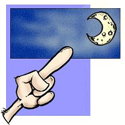 el-dedo-y-la-luna