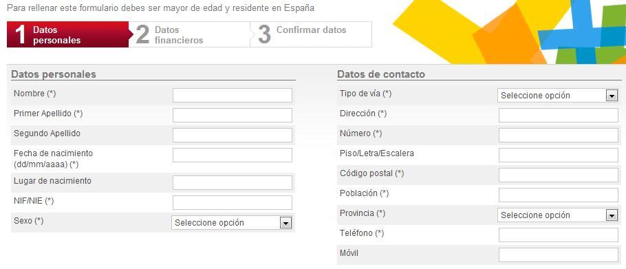 Deposito Can de Caja Navarra contratacion directa