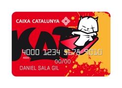 Tarjeta y cuenta kat de caixa catalunya comparativa de for Cajeros caixa catalunya