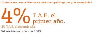 cuenta de Bankinter