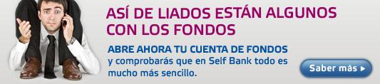 Fondos de inversión Selfbank