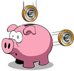cerdito-bancarrota1% - No hay un censo del volumen de gasto en las CCAA