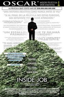 Cartel de la película Inside Job