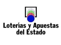 Logotipo de Loterías y Apuestas del Estado e información sobre su salida a bolsa