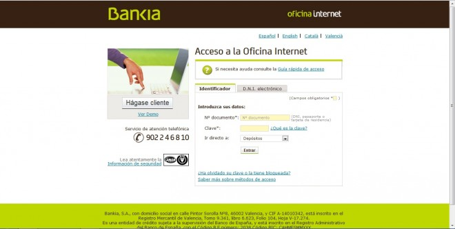 dep sito 12 plus especial de bankia comparativa de dep sitos