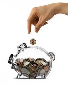 Ahorrar cobrando el salario mínimo