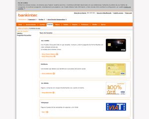 Proceso Contratación Bankinter Tarjeta 2