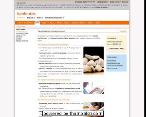 Proceso Contratación Cuenta profesional Bankinter 1
