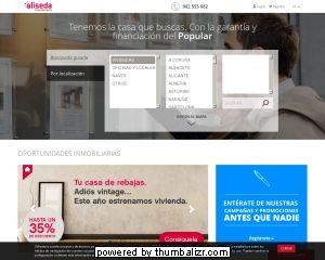 Proceso contratación Hipoteca Aliseda Popular 1