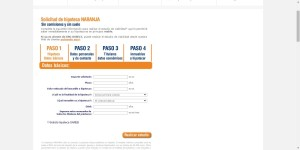 Proceso contratación Hipoteca Sareb ING 3