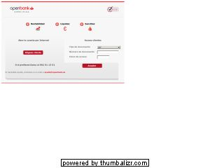 Proceso de Contratacion Tarjeta Visa Classis Openbank 2