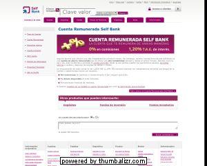 Proceso de contratacion Cuenta remunerada self bank 1