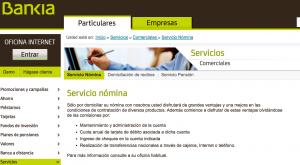Banco venezolano de credito cuenta nomina for Bankia empresas oficina internet