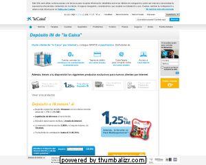 Proceso contratación deposito IN Caixa 1