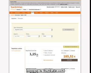Proceso Contratación Bankinter depósito 13 meses 1