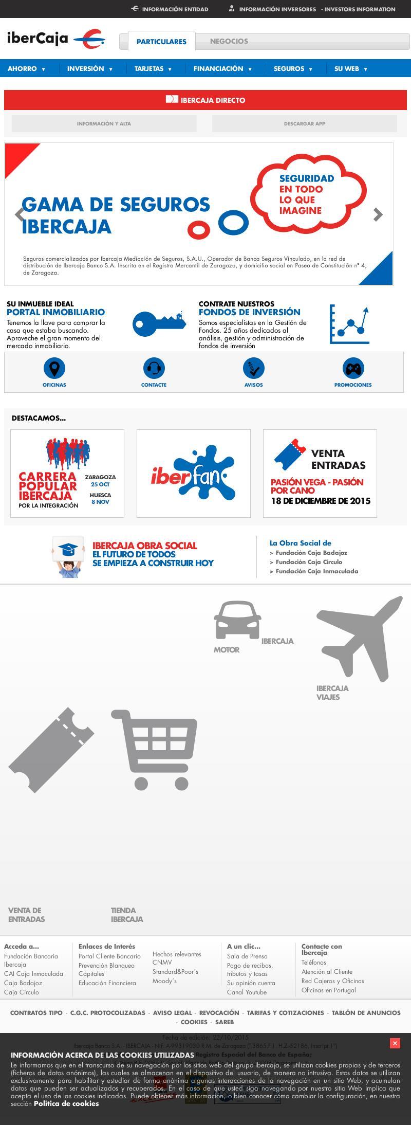 Proceso de contratación Tarjeta Mastercard Débito de IberCaja 1